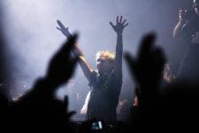 Show do Dj Armin Van Buuren em Brasília 2011