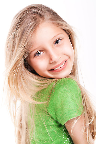Fotografia Infantil para Publicidade