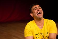 Retrato Evandro Santo – Cristian Pior do Programa Pânico na TV