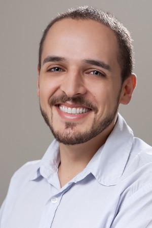 Retrato Vitor Barros