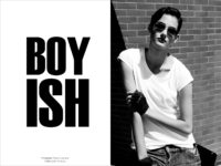 Editorial Boyish – Editorial de Moda