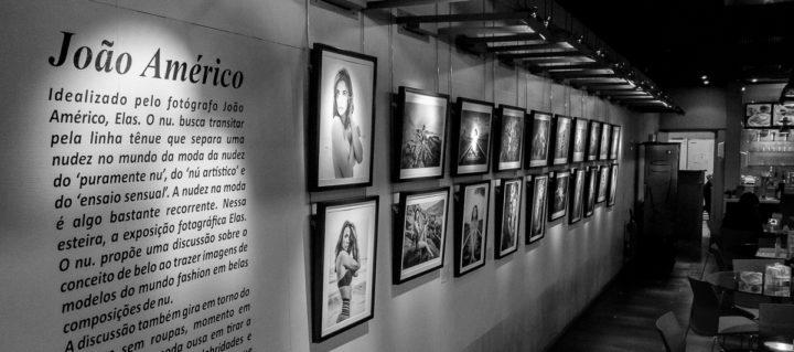 """Exposição Fotográfica """"Elas. O nu."""" do Fotógrafo João Américo na Fnac"""