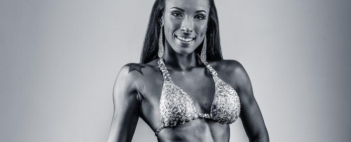 Ensaio Fisioculturismo – Bikini Fitness Anne Gadêlha