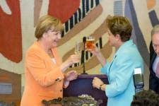 AMBEV – Visita Angela Merkel a Presidente Dilma