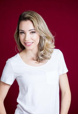 Ensaio de Retrato Mariana Queiroz