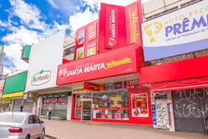 Fotografia de Publicidade – Fachada da Drogaria Santa Marta