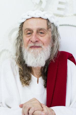 Inri Cristo – Fotografia de Retrato